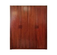 huari华日 现代中式 木质 衣柜仿古小窗岁月 d9042yy-1