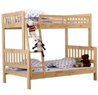 x·m·b喜梦宝 简约现代 儿童床 上下床双层床梯步 fb50003-03f