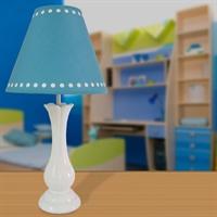 boximiya波西米亚 地中海 陶瓷/软陶台灯儿童灯 客厅卧室 99965