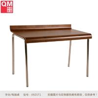 qm曲美 简约现代 木质 环保书桌/电脑桌/字台 09zst1