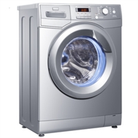 haier(海尔) hpm xqg50-8866 银灰 滚筒洗衣机 全自动