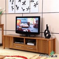 派森家具 简约板木电视柜 地柜 ps-tv001