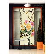 MESU米素 现代中式 壁画 卧室客厅电视背景墙 绚丽牡丹GH.2320