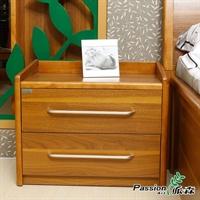 派森家具 简约床头柜/收纳柜/床头储物柜 ps-ctg002