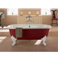 科勒 歌莱铸铁浴缸k-11195t-rf 含11194