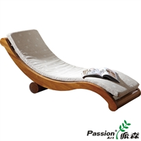 派森家具 水曲柳木实木躺椅 ps-rls-ty-001