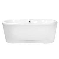 科勒索菲压克力独立式浴缸 k-18262t-0