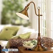 【新品】AOZZO奥朵 美式乡村 铁艺装饰台灯 卧室书房 TL30082