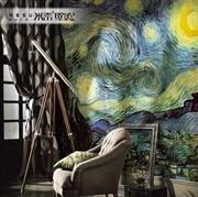 MESU米素 欧式 壁画  客厅卧室影视墙 OS-0036繁星数字油画