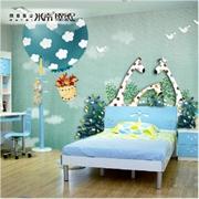 MESU米素 田园 儿童房卧室 可爱ET-00024环保卡通