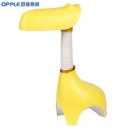 OPPLE欧普 简约现代 儿童灯/护眼台灯/阅读台灯 儿童房书房 MT-MY1T-17鹅黄小鹿