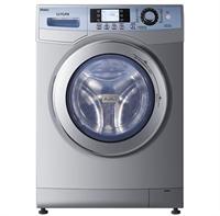 海尔(haier)xqg56-b1286yjhx(银灰色)5.6公斤滚筒洗衣机