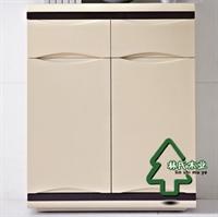 linshimuye林氏木业 简约现代 人造板 鞋柜/置物柜 1073