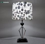 NVC雷士 简约现代 水晶装饰台灯 卧室客厅 NXT1176
