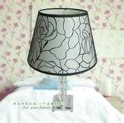 NVC雷士 简约现代 水晶装饰台灯 客厅书房卧室 NXT1208