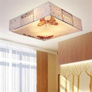 NVC雷士 简约现代 铁艺吸顶灯 卧室客厅儿童房餐厅 NSX1580-4