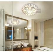 【新品】AOZZO奥朵 田园 玻璃/琉璃吸顶灯 卧室书房厨卫门厅 CL20094