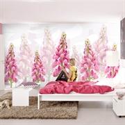MESU米素 简约现代 壁画 客厅卧室电视背景墙 花田RBZ--HT