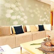 MESU米素 简约现代 壁画 客厅卧室电视背景墙 素颜RBZ-SY