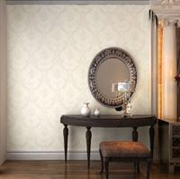 yulan玉兰 欧式 pvc墙纸 卧室客厅书房 花之物语npp032304