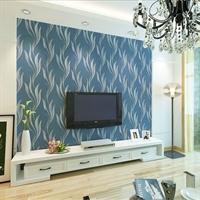 yulan玉兰 简约现代 pvc墙纸 客厅卧室书房 前沿166101ab版壁纸