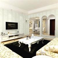 yulan玉兰 欧式 pvc墙纸 客厅卧室书房 花之物语672
