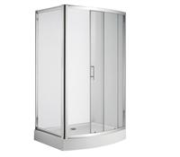 美标ct-8320 艾迪珂长弧型移门淋浴房 ct-8320.998