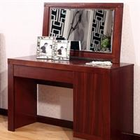 华日家格林尼治时尚经典家具卧室实木梳妆台梳妆镜可悬挂墙体