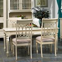 华日家居品牌家具美式爱琴海餐厅-1.6米餐桌