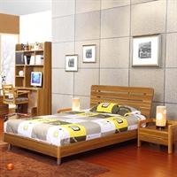 派森家具 简约时尚儿童床 1.2米板式儿童房单人床 ps-xc006