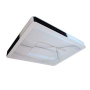 欧普照明 铁艺长方形客厅灯具吸顶灯饰MX9575-Y55*4+36*2-SD疏影