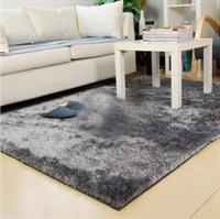 恒亚斯地毯 超细南韩丝地毯 160*230厘米 客厅茶几地毯 多色任选