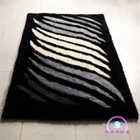 恒亚斯地毯 最新图案地毯 韩国丝地毯 客厅卧室茶几地毯 t018