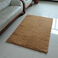恒亚斯地毯超柔丝毛140*200厘米壳定制定做卧室茶几客厅