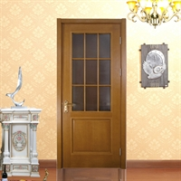 乐淘淘清油门 玻璃门 欧式门/实木复合门厨房门 bl019