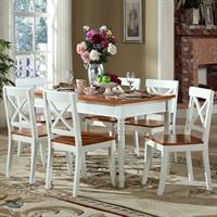 凯撒豪庭 地中海餐桌 实木餐台 长餐桌 地中海风格家具hfe