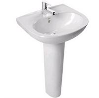 美标卫浴洁具 新科德圆形立柱盆/洗脸盆cp-0530