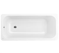 美标卫浴洁具ct-6512.052新科德1.5米亚克力无裙浴缸ct-6512