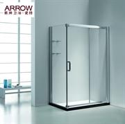 箭牌 AL0808F1 整体淋浴房  移门式