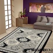 联邦宝达 欧式新古典地毯 客厅卧室 雅典娜SIL809ASGN
