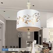 【奥朵】吊灯客厅灯现代简约卧室灯书房灯餐厅饭厅灯饰灯具60026