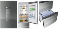 海尔bcd-346wscv变频卡萨帝意式三门冰箱节能补贴型