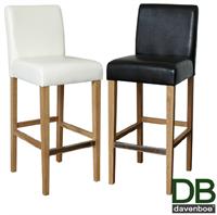 davenboe/经典北欧/餐厅/酒吧台椅/高脚凳/高脚凳/酒吧凳/pu皮