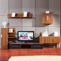 派森家具 组合厅柜 电视柜 客厅柜 挂柜 挂架 客厅五件套 ps-tg002