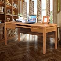 派森家具 现代简约时尚 木质书台电脑桌书桌 书房桌 板木写字台 ps-st001