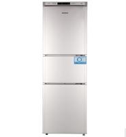 西门子(siemens)kk22f0062w 218升 电脑控温 零度保鲜 三门冰箱