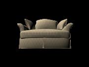 欧式沙发浅棕褐色
