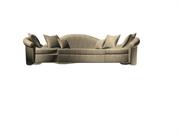 欧式沙发_弧形沙发